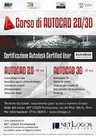 corso di operatore esperto AutoCAD 2D / 3D