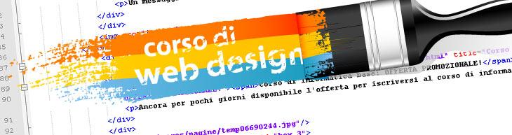 Corso di Web Designer e Grafica Web
