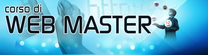 In partenza il corso di Web Master!